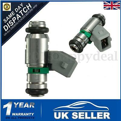 Petrol Fuel Injector IWP042 For Renault Clio 172 / 182 Megane Scenic Espace 1.6