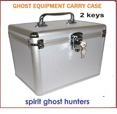 Ghost Aluminum Box Carry Your Ghost Spirit Paranormal Kit Equipment Case