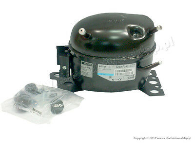 Compressor Danfoss BD35F 101Z0200 R134A Secop refrigeration