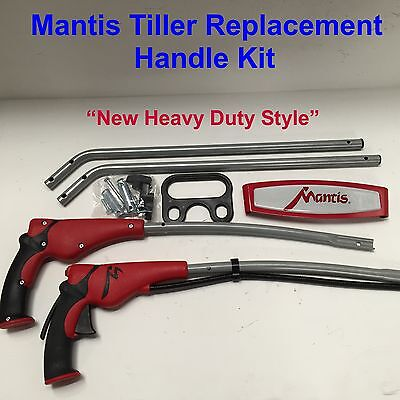 Mantis Tiller Throttle Handle - Replaces 400261- New Style - Heavy-Duty Model