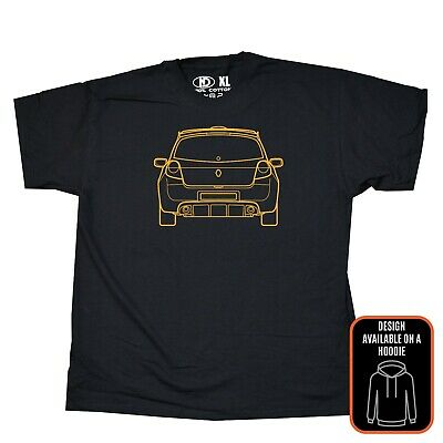 Renault Clio III RS Sport T Shirt Unique Design