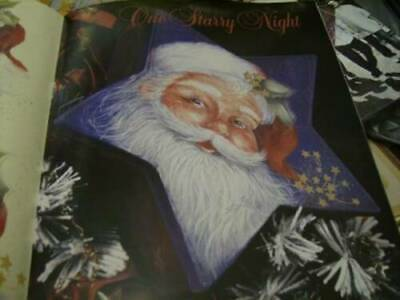 Heart To Heart The Colors Of Christmas Painting Book-Cagle-Ornaments On Tree/Mau