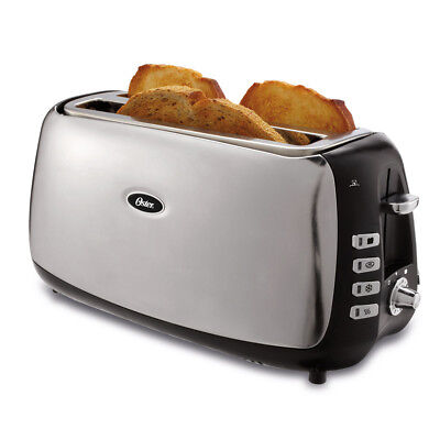 Oster 4-Slice Long-Slot Toaster TSSTJCPS01-033