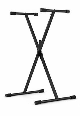 Nomad Single X-Style Keyboard Stand with Lever Action, Model NKS-K119