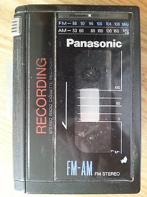 Panasonic RQ-A60 Personal Cassette Player