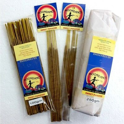 MOONDANCE Quality Incense SWEET PARADISE 250g BULK INCENSE FAST SHIPPING SMUDGE