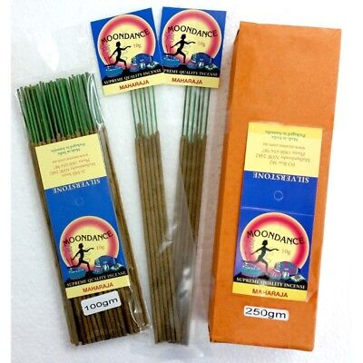 MOONDANCE Quality Incense MAHARAJA 250g BULK INCENSE FAST SHIPPING SMUDGE