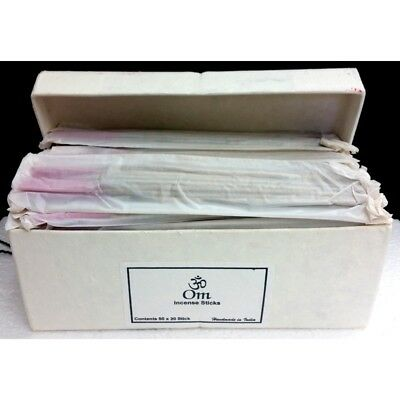 HANDMADE Incense - OM BULK BULK INDIAN INCENSE FAST SHIPPING - SHOP NOW & SAVE