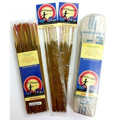 MOONDANCE Quality Incense APHRODESIA 250g BULK INCENSE FAST SHIPPING SMUDGE