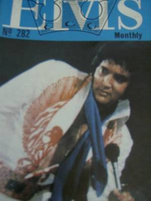 Elvis Monthly UK Booklets- 24th Year -1983- 6 Issues- #282/283/284/285/286/287