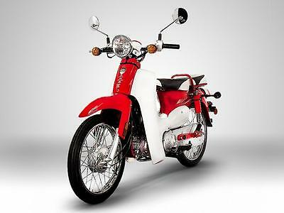 Pre Registered Sym Symba 100 Scooter