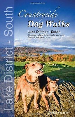 Countryside Dog Walks - Lake District South: 20 Graded Walks with - 0957372213