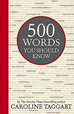 500 Words You Should Know - 1782432949