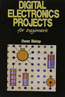 Digital Electronics Projects For Beginners - 8176566357