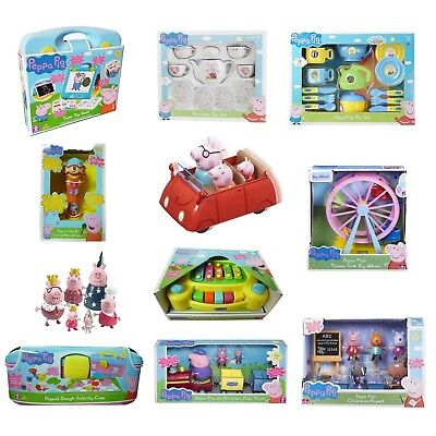 Peppa Pig Toys Figures & Playsets Great for Childrens Gifts & Presents New