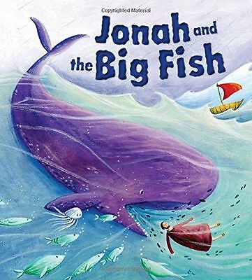 My First Bible Stories Old Testament: Jonah and the Big Fish - 1848358954