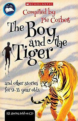 Storyteller: The Boy and the tiger and other stories for 9 to 11 - 1407100661
