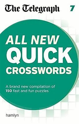 The Telegraph: All New Quick Crosswords 7 (The Telegraph Puzzle - 060063017X