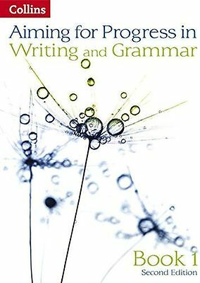Aiming for - Progress in Writing and Grammar: Book 1 - 000754751X