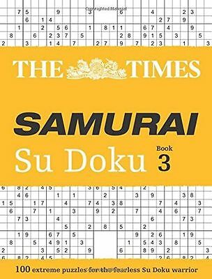 The Times Samurai Su Doku 3 - 0007580770