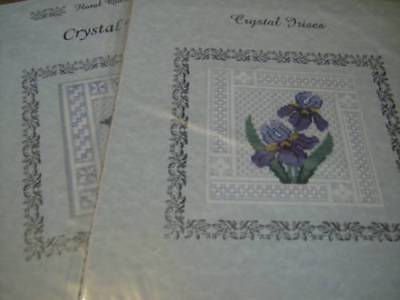 Nancy Needle Floral Quilt/Small Seasonal Quilt Series Canvaswork Chart- Your C