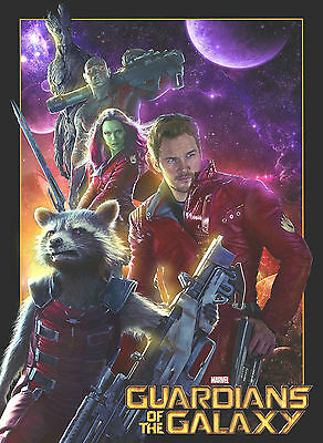 A3 Size - Guardians Of The Galaxy 3 Popular Gift // Wall Decor Art Print Poster