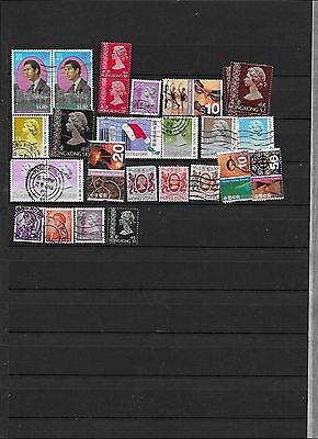 Small Lot of Hong Kong Stamps (lot 2)