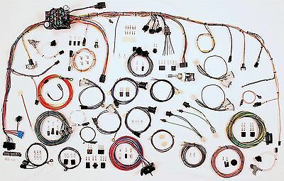 1973-82 Chevy Truck C10 American Autowire Classic Update Wiring Harness #510347