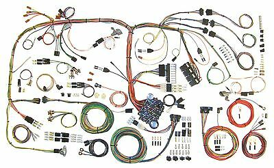 1970-74 Baracuda Challenger American Autowire Classic Update Wiring Harness
