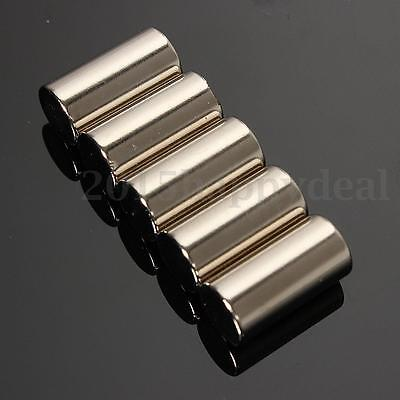 5pcs N50 Strong Disc Round Magnets 10mm x 20mm Rare Earth Neodymium Industrial