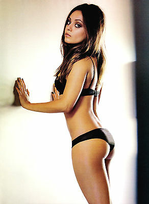A3 SIZE - MILA KUNIS 1 American Actress. MODEL GIFT/WALL DECOR ART PRINT POSTER
