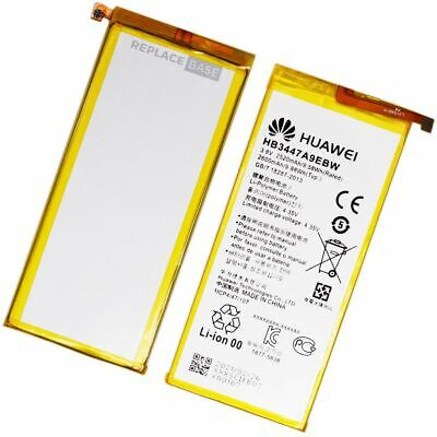 For Huawei Ascend P8 Replacement Battery HB3447A9EBW - 2600mAh