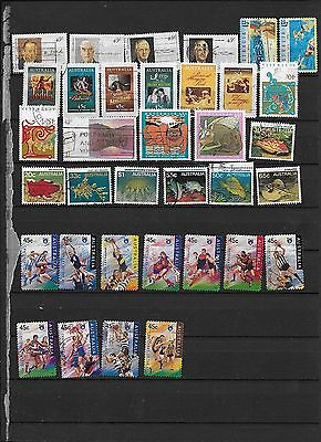 Small set of Australia Stamps (lot6)
