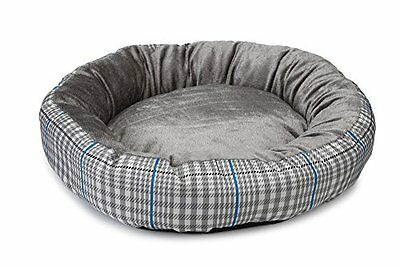 Beeztees Thompson Cat Rest Bed Grey Pet Supplies An Comfortable Resting Place N