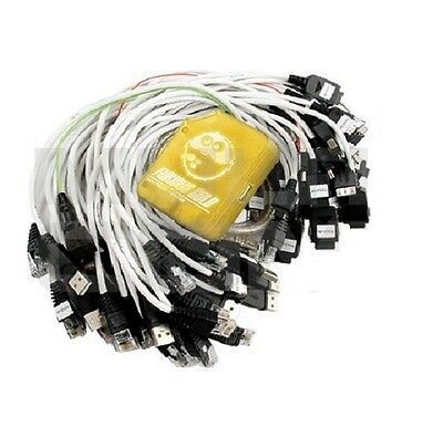 Furious Gold Box LITE (38 cables + Activated with Packs1,2,3,4,5,6,8,10,11)