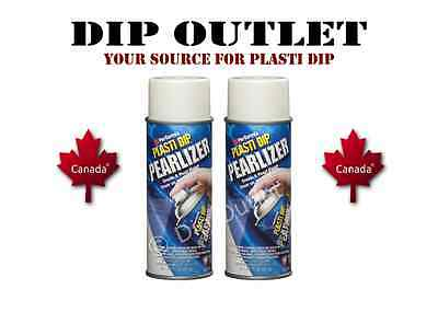 Performix Plasti Dip Pearlizer (2 Cans) - No Tax - Canada
