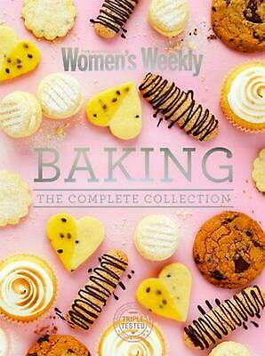 Baking The Complete Collection by The Australian Women's Weekly Hardcover Book F