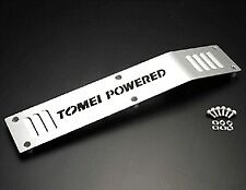 Tomei Metal Ornament Plate For Nissan Sr20 S14/s15  Silver -191226