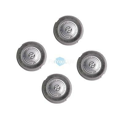 4x Replacement Shaver Head Blades Cutters For Philips Norelco Razor HQ40/41 HQ58