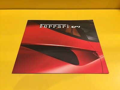 Ferrari SP1 - Brochure #3376/08