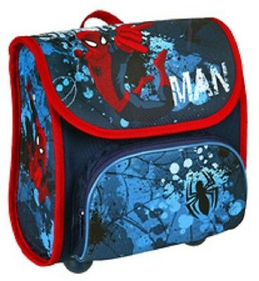 "Cartable, Sac à dos école ""Spiderman"""