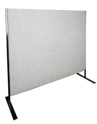 New Freestanding Acoustic Partition Screen - 1500W X 1500H