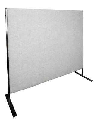 New Freestanding Acoustic Partition Screen - 1800W X 1500H
