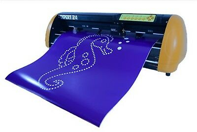 """BRAND NEW 30"""" SignMax Vinyl cutter Contour Cutting Pro Unlimited software 2014"""