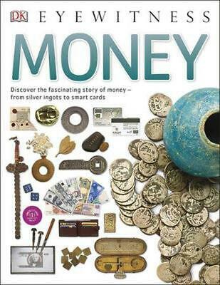 Money by DK Paperback Book Free Shipping!
