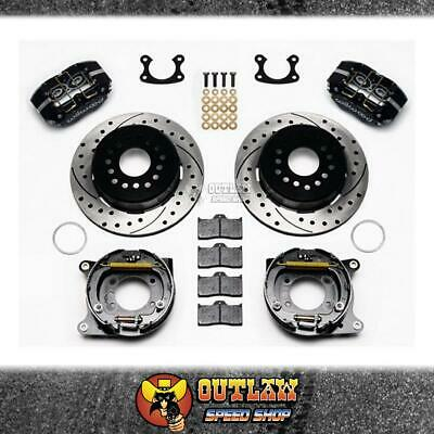 Wilwood Dust Boot Rear Park Brake Kit Suit Ford Small Bearing - Wil14013206D