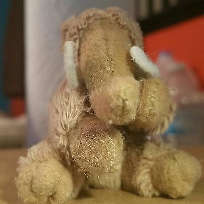 """Only Hearts Pets """"xxl"""" Baby Mammoth Only Hearts Club Rare"""