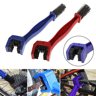 Chain Brush Motorcycle Cycling Bike Crankset Grunge Brush Cleaner Cleaning Tool