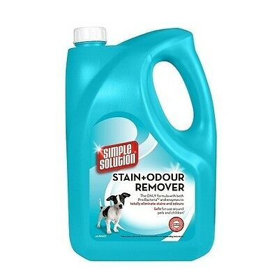 Dog Odour And Stain Remover Contains Pro-Bacteria Enzymes Urine Off 4 Litre