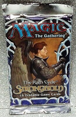 Magic The Gathering Bustina Stronghold Fortezza 15 Card Booster Usa